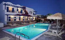 Foto Appartementen Astro in Kamari ( Santorini)